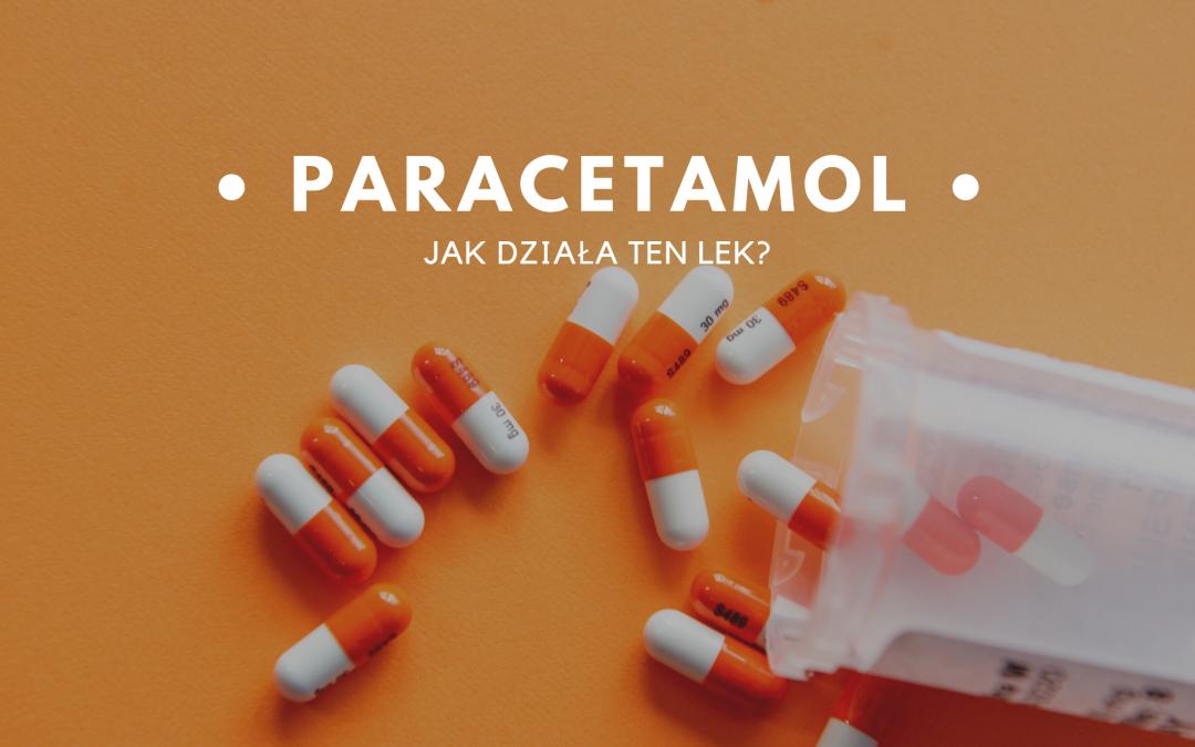 Jak działa: paracetamol